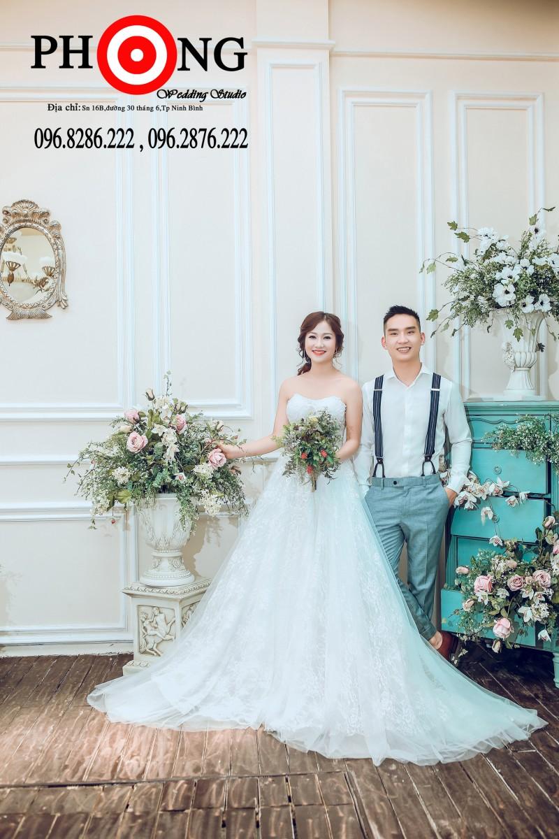 Chụp ảnh cưới phong cách Hàn Quốc ở Ninh Bình !