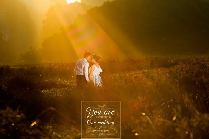 Ảnh cưới hoàng hôn phê ! Mạnh Dũng – Thanh Ngọc