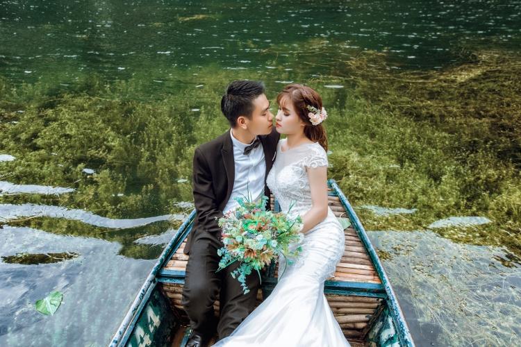 Chụp ảnh cưới ở Tuyệt Tình Cốc ! Tiết kiệm chi phí !
