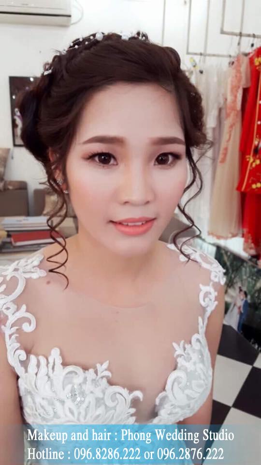 Trang điểm cô dâu ở Ninh Bình
