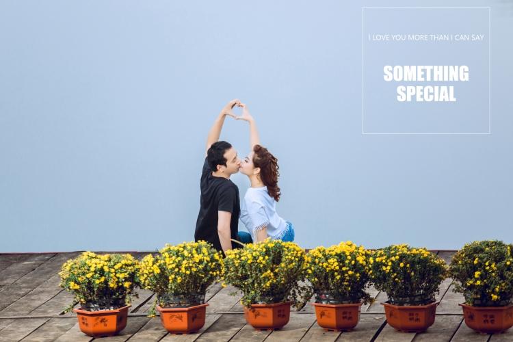 Chụp ảnh cưới xì teen cùng cặp đôi Thành Đạt _ Lan Anh