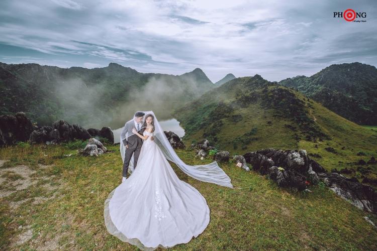 Chụp ảnh cưới đẹp ở Ninh Bình tại Chùa Tiên !