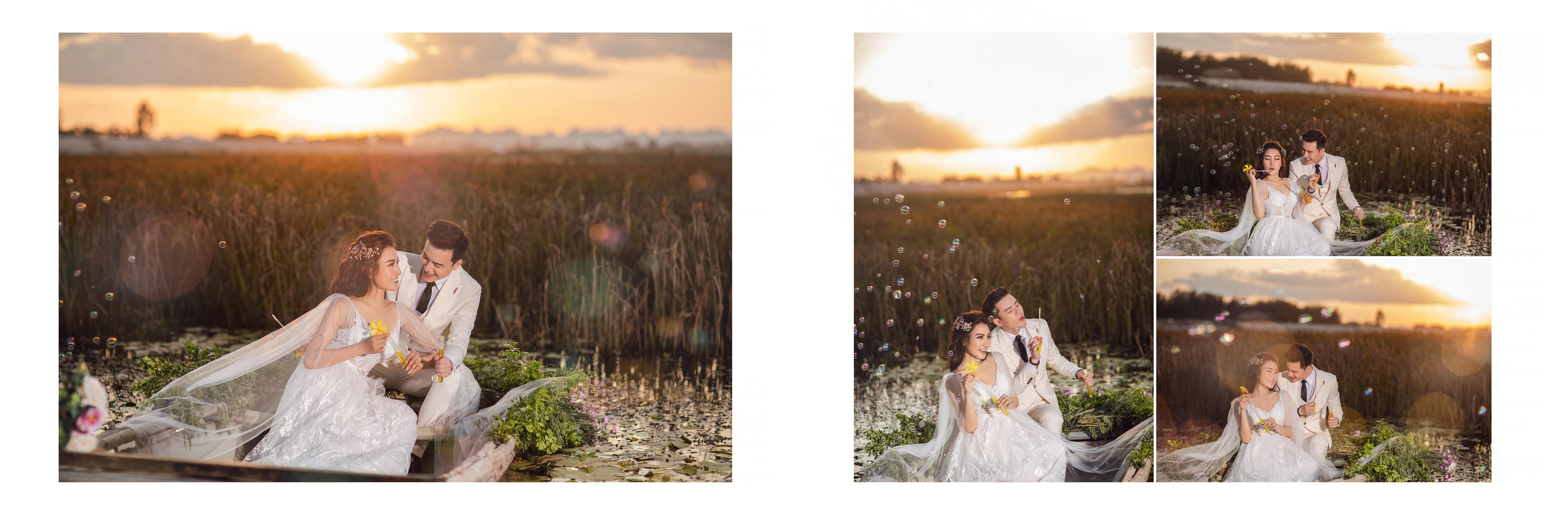 Chụp ảnh cưới ở Vân Long tại Ninh Bình !